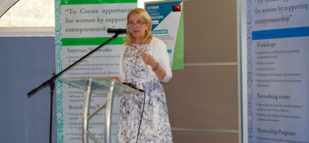 Women's business centre opens in Moresby