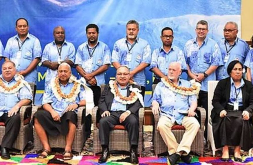 Pacific united for UN marine talks