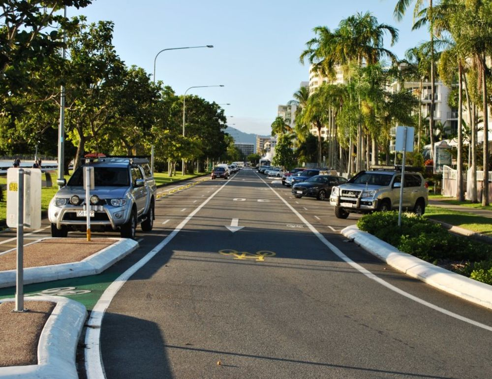 PNG-Cairns network for Moresby