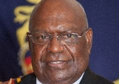 PNG Governor-General Ogio dies
