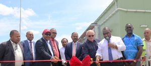 Moresby power station officially opened