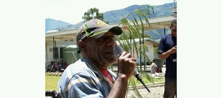 PNG author Francis Nii, 57, dies