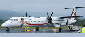 Smaller aircraft for Mt Hagen flights