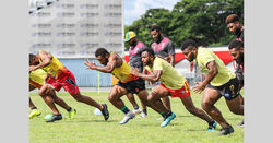 PNG Hunters' Queensland plan stopped