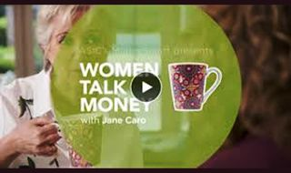 'Women talk money' video released