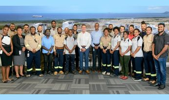 Getting on board with Exxon PNG