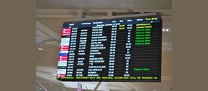 Brisbane flights full until December 12