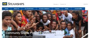 Steamships grants now open