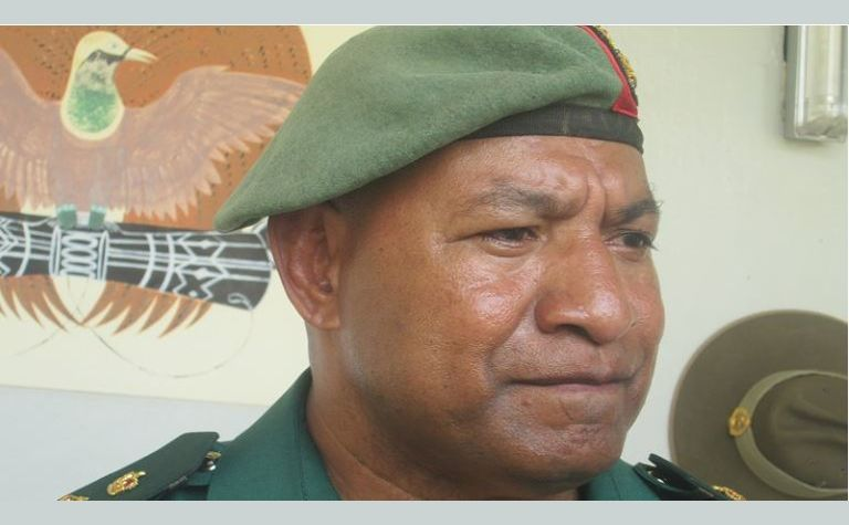 Military vessel donated to PNG