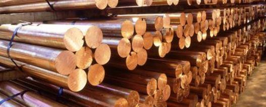 Copper, gold hit 2019 high