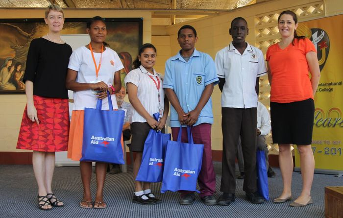 PNG essay winners named