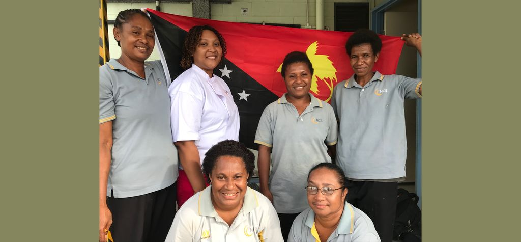 PNG caterer gets EDGE certified