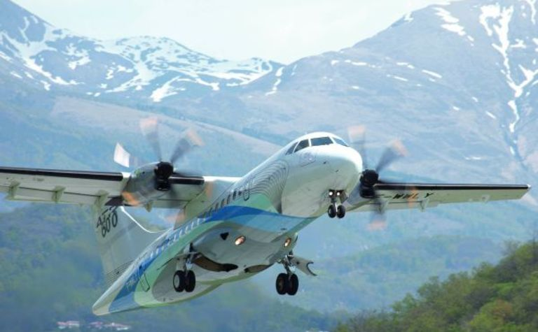 ATR swoops into Pacific markets