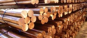 Copper close to two-year low
