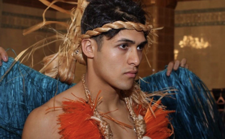Pacific fashion on a global stage: London Pacific Fashion Week
