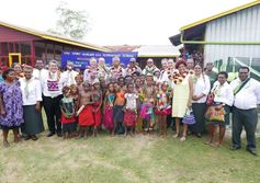 BSP hands over Madang social project