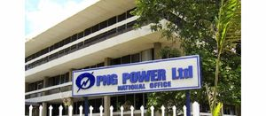 Power outages in Madang, Samarai