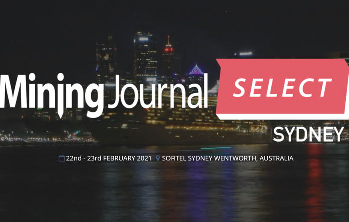Mining Journal Select Sydney