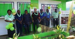 Bank South Pacific opens FSV office in Bulolo