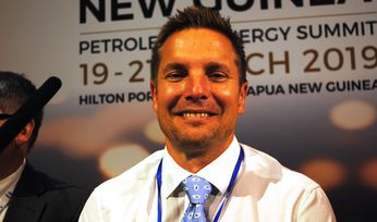 Driven to develop PNG's potential