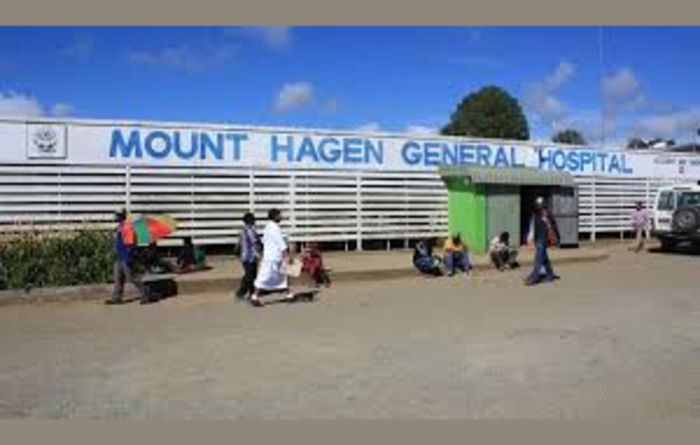 New triage system for Mount Hagen Provincial Hospital