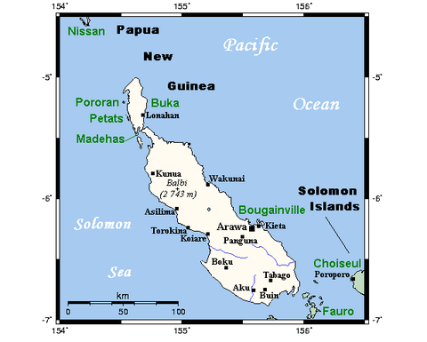 Bougainville is an issue for all of Papua New Guinea