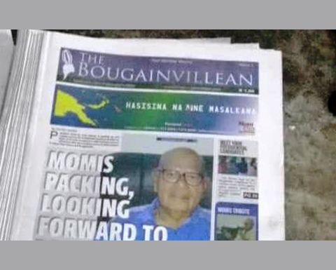 Bougainville gets new weekly paper