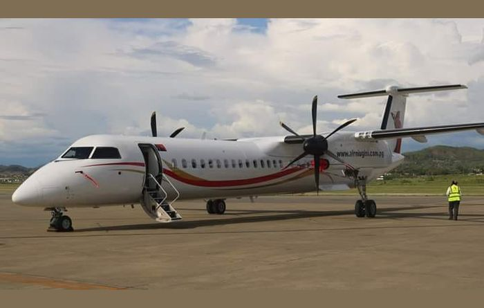 Flights to Rabaul scaled back