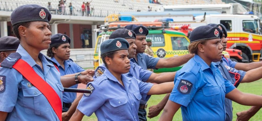 All-female detective training launched in Bomana